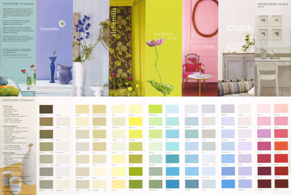 Silver River Supply Designers Guild Paint