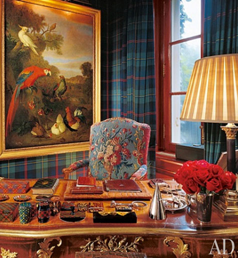Silver river country house interiors - Ralph lauren country home ...